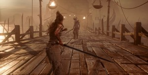 скриншот Hellblade: Senua's Sacrifice PS4 - Русская версия #3