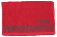 Полотенце махровое Cool, 35х70 см, модель 'Cool' красный