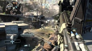 скриншот Titanfall Online PS4 #3