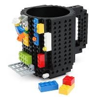 Подарок Чашка 'Конструктор' (черный цвет)