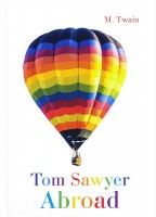 Книга Tom Sawyer Abroad
