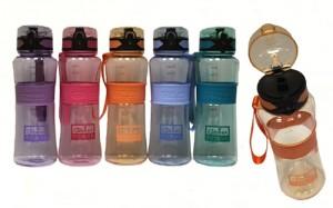 Подарок Бутылка из пищевого пластика, 600 мл (DB-1123)