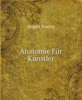 Книга Anatomie Fur Kunstler