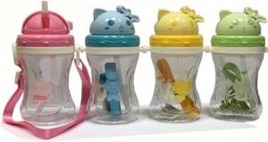 Подарок Бутылка детская из пищевого пластика, 450 мл (SL-012)