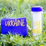 Подарок Бутылка Love In Ukraine, 500 мл