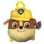 Рюкзак плюшевый Premium Toys Щенячий патруль Крепыш (PT1602003)