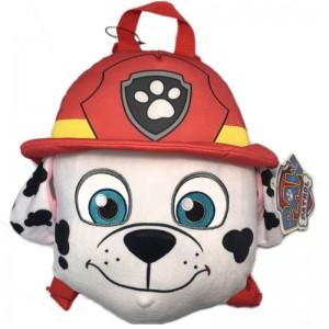 Рюкзак плюшевый Premium Toys Щенячий патруль Маршал (PT1602002)