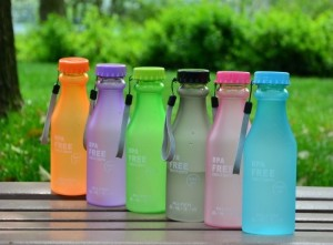 Подарок Бутылка My Bottle BPA Free, 550 мл