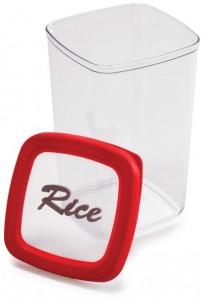 Подарок Контейнер для продуктов Snips 'Рис' 1,5 л