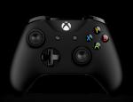 Контроллер Microsoft Xbox One S Wireless Controller Black