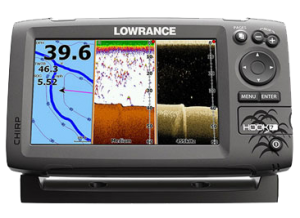 Эхолот-картплоттер Lowrance Hook 7 (000-12664-001)