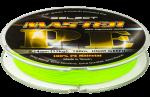 Шнур Select Master PE 150 м (салатовый) 0.24 мм 29 кг
