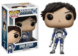 фигурка Фигурка Funko POP! Vinyl. Mass Effect Andromeda - Sara Ryder (12309)