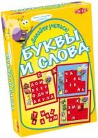 Настольная игра Tactic 'Давайте изучать буквы и слова' (40301)