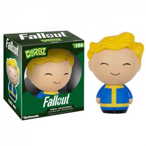фигурка Фигурка Funko Dorbz Vault Boy - Fallout (7961)