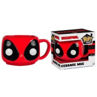 Подарок Кружка Funko POP! Home: Deadpool - Marvel (7708)