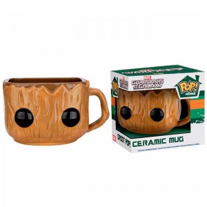 Подарок Кружка Funko POP! Home: Groot - Guardians Of The Galaxy (6836)