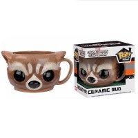 Подарок Кружка Funko POP! Home: Rocket Raccoon - Marvel (6837)