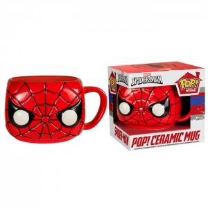 Подарок Кружка Funko POP! Home: Spider-Man - Marvel (5747)