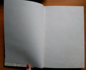 фото страниц Стильный блокнот 'Шерлок. 221b Note' #3