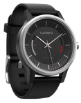 Часы Garmin Vívomove Sport, Black with Sport Band (010-01597-00)