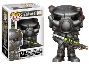 фигурка Фигурка Funko POP! Vinyl. Fallout - X-01 Power Armor (12289)