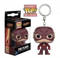 Подарок Брелок Funko Pocket POP! Keychain. The Flash - The Flash (10318)