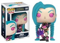 фигурка Фигурка Funko POP! Vinyl. League of Legends - Jinx (10305)