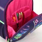 фото Рюкзак школьный (ранец) Kite 703 'Neon butterfly' K17-703M-1 #3