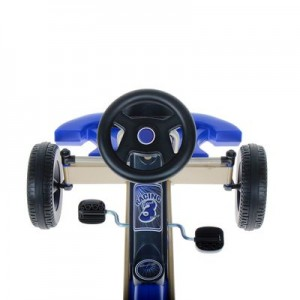 фото Каталка-автомобиль с педалями Coloma Y Pastor-Polesie 'Карт' (49551) #3