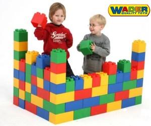 Конструктор строительный Wader-Polesie 'XXL' (41999)