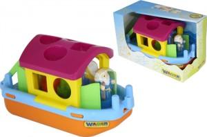 Развивающая игрушка Wader-Polesie 'Ковчег' (40374)