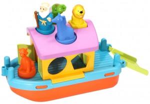 фото Развивающая игрушка Wader-Polesie 'Ковчег' (40374) #2