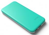 Универсальная мобильная батарея Puridea S2 10000mAh Li-Pol (S2-Green White)