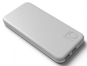 Универсальная мобильная батарея Puridea S2 10000mAh Li-Pol (S2-Grey White)