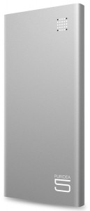 Универсальная мобильная батарея Puridea S7 5000mAh Li-Pol (S7-Silver)