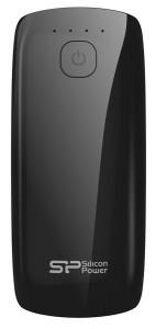 Универсальная мобильная батарея Silicon Power P51 - 5200 mAh (SP5K2MAPBKP51C1K)