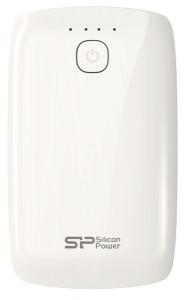 Универсальная мобильная батарея Silicon Power P81 - 7800 mAh (SP7K8MAPBKP81C1W)