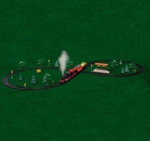 фото Железная дорога Golden Bright 'Королевский Экспресс' на дистанционном управлении, 550 см (8100) #5