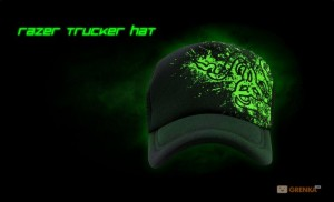 Бейсболка Razer Trucker Cap (RC02-00050101-0000)
