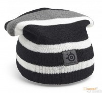 Шапка SteelSeries Striped Beanie
