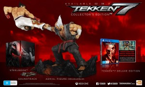 скриншот Tekken 7 Collector's Edition PS4 - Русская версия #2