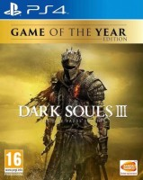 игра Dark Souls 3: The Fire Fades Edition. Game of The Year Edition PS4  - Русская версия