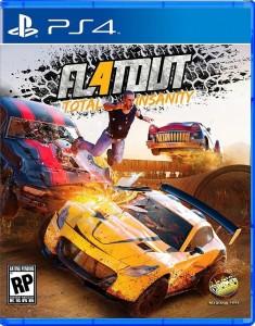 игра FlatOut 4: Total Insanity PS4 - Русская версия