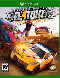 игра FlatOut 4: Total Insanity Xbox ONE