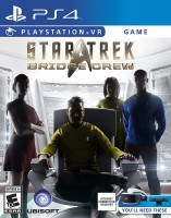 игра Star Trek: Bridge Crew PS4