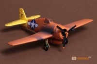 фигурка Модель палубного истребителя F6F Hellcat