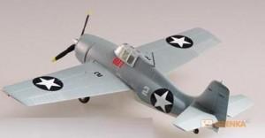 фигурка Модель самолета F4F-4 VMF-223 USMC 1942 (DN-37248)