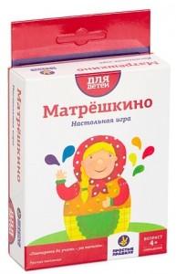 Настольная игра Простые правила 'Матрешкино' (30040)