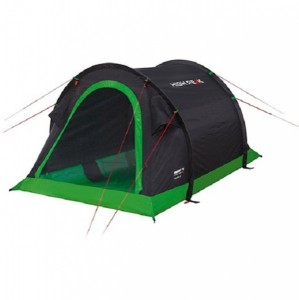 Палатка High Peak Stella 2 (Black/Green)